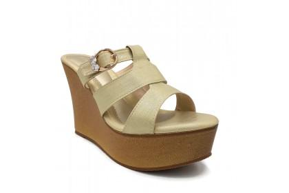 Women Wedges Sandal 12CM Slip On