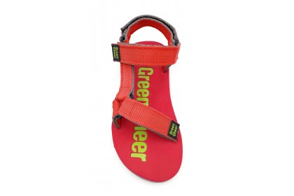 Men Sport Sandals Hook & Loop Straps