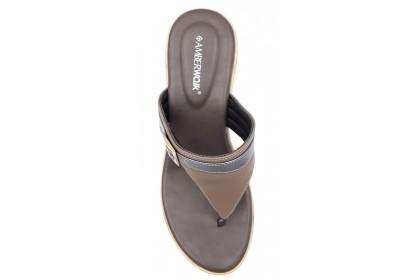 WOMEN Toe-Thong Wedges 7.5CM SLIP ON