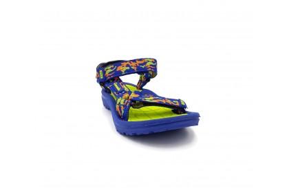 Cavando Little Kid Unisex Sport Sandals Flat Adjustable Hook & Loop Strap Shoes