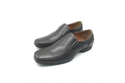 Macerio Shoes Black Shoes Men Shoes Formal Shoes Kasut Hitam Kasut Formal Lelaki M3020718F